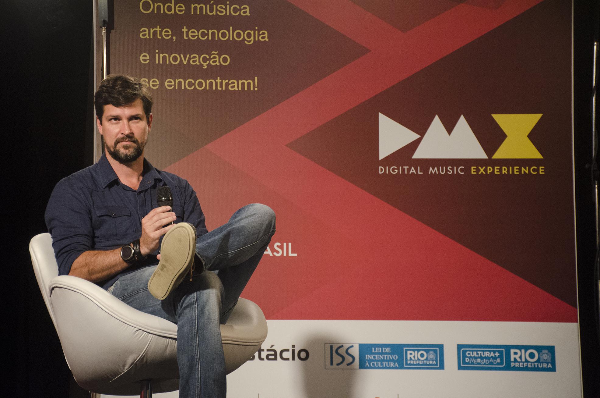 Luis Justo (Foto: Lucas Lussac)